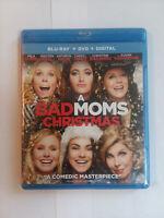 Bad Moms Christmas Blu-ray/DVD