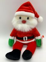 "Old Christmas Santa 9"" Holiday Santa Claus Vintage 1998 VTG"