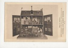 German Dolls House Vintage Victoria & Albert Museum  Postcard 593a