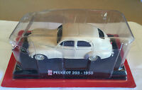 "DIE CAST "" PEUGEOT 203 - 1950 "" SCALA 1/43 AUTO PLUS + BOX 1"