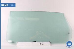 98-01 Jaguar XJ8 Super V8 VDP X308 LWB Rear Left Driver Side Window Glass OEM