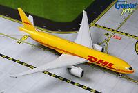 DHL Boeing 777F N705GT Gemini Jets GJDHL1886 Scale 1:400 IN STOCK