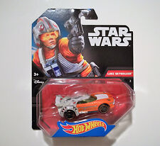 Hot Wheels 2014 Star Wars Luke Skywalker Mattel, Disney
