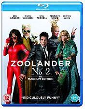 Zoolander 2 [Blu-ray] [2016] [Region Free] [DVD][Region 2]