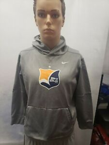 Nike Sky Blue FC Hoodie Sweatshirt Youth XL NWSL