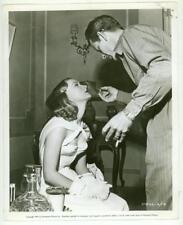 "RARE VERONICA LAKE ORIGINAL CANDID BACKSTAGE PHOTO ""SAIGON"" MAKE-UP 1948"