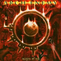 "ARCH ENEMY ""WAGES OF SIN"" 2 CD NEUWARE!!!!!!!!!!!!!!!"