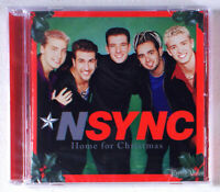 NSYNC - Home for Christmas (CD) • NEW • Holiday