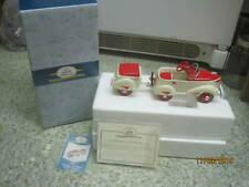 Hallmark Kiddie Car Classics Custom Roadster with Trailer Mib #3