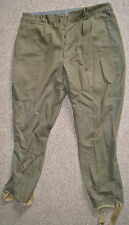 Soviet USSR Army Military Officer Field Uniform Galife Breeches Trousers Pants