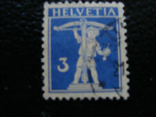 SUISSE - timbre yvert et tellier n° 241 obl (A14) stamp switzerland (Z)