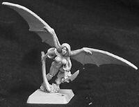 1 x SYPHRILIA SUCCUBUS - WARLORD REAPER miniature figurine rpg jdr d&d 14006