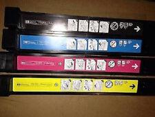 Used HP OEM Genuine CB390A CB381A CB382A CB383A Toner Set HP CM6040 40's