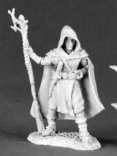 Karahl Wizard Reaper Miniatures Dark Heaven Legends Mage Spell Caster Sorcerer
