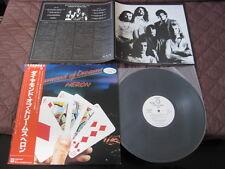 Heron Diamond of Dreams Japan Promo White Label Vinyl LP OBI Incrediable String