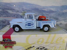 Matchbox  collectibles Chevy 1955 pick-up Genuine parts and services YIS03