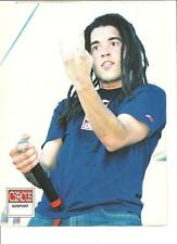 Nonpoint, Double Sided Full Page Pinup, Crazy Town