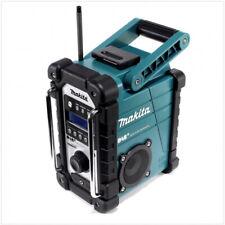 MAKITA DMR110 AKKU-BAUSTELLENRADIO DAB/DAB+ FM/UKW 7,2 V BIS 18 V LI–ION AKKUS