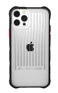 Element Case Special Ops for iPhone 12/12 Pro Max - Smoke/Black & Clear/Black