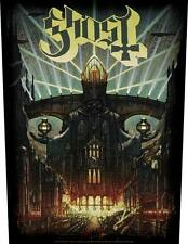 OFFICIAL LICENSED - GHOST - MELIORA BACK PATCH METAL