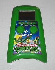 Console TURTLES Teenage Mutant Hero KONAMI 1989 Handheld game