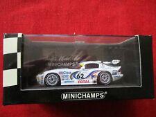 MINICHAMPS® 430 971462 1:43 Dodge Viper GTS-R Le Mans 1997 Team Oreca NEU