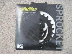 2012 GT  SPROCKET USA 25 TOOTH 7075 GTUSPBLK25 BLACK NEW ON  CARD NR