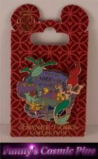 Disney Under the Sea-Journey of the Little Mermaid featuring Ariel  Trading Pin