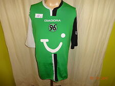 """Hannover 96 Original Diadora Auswärts Trikot 2005/06 """"TUI"""" Gr.XL- XXL TOP"""