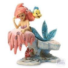 Disney Parks ArielDreaming Under the Sea Figure by Jim Shore Little Mermaid Nwob