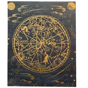 """Rifle Paper Co. - Constellation Collection, """"CELESTIAL GLOBE"""" - 8"""" x 10"""" Print"""