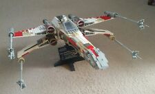 LEGO Sets - Ultimate Collector Series: Star Wars: 7191-1 X-wing Fighter UCS.