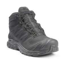 SALOMON XA FORCES MID GTX  US SIZE 9 BLACK