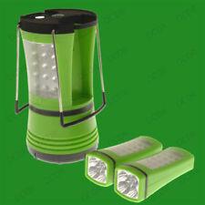 Lanternes de camping et randonnée verts sans marque LED
