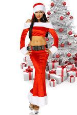 Herren-Komplett-Kostüme aus Polyester mit Weihnachts-Thema