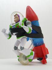 (Works) Toy Story Rocket Running Buzz Lightyear The Big One Rocket w/ Sound RARE