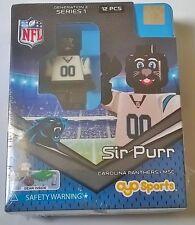 Camiseta de Jersey Carolina Panthers Nº Mascota NFL Oyo ladrillo Juguete Figura De Acción