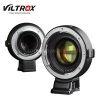 Viltrox Manual Focus Reducer Speed Booster Adapter for Nikon F Lens to SONY NEX