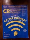 Consumer Reports August 2021 - How to Get Better Internet - Reliable Appliances  photo
