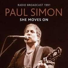Paul Simon - She Moves On (2cd) NEW 2 x CD