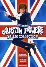 Austin Powers 3 Film Collection [2 Discs] Dvd Region 1