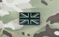 Mini UK IR Flag Patch Red Green & Black UKSF SAS SBS SRR SFSG Infrared VELCRO®