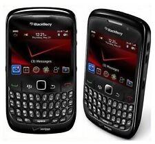 GOOD! BlackBerry Curve 8530 Camera QWERTY WIFI CDMA Bluetooth VERIZON Smartphone