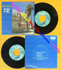 LP 45 7'' CLAIRE SEVERAC Baby you're all i want Eyes of love 1988 no cd mc dvd