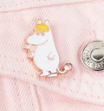 Enamel Pin Badge Official Moomin Snorkmaiden