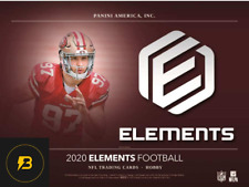 2020 Elements Football *12-BOX* FULL CASE BREAK! BAL RAVENS! #1