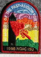1998 NOAC - A Vision for the Future - Pocket Patch - BSA/OA