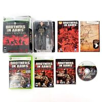 Brothers in Arms: Hell's Highway Limited Edition (Microsoft Xbox 360) Complete