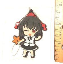Gift Nendoroid Plus Rubber Strap Touhou Project - Aya Shameimaru