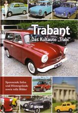 Book - Trabant - 601 1.1 P 50 P 60 P 70 Cabrio Tramp Universal Pick-Up AWZ IFA